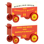 470 00 259 Ringling Bros.™ Wagon 11&12 2-packs - N Scale-1