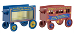 470 00 269 Ringling Bros.™ Wagon 2-packs