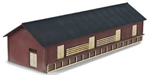 499 90 958 Civil War Era Warehouse Kit (N Scale)