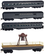 993 01 310 MicroTrains Liberty Bell Set