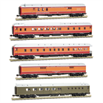 993 01 720 Cotton Belt Daylight Heavyweight 5 c
