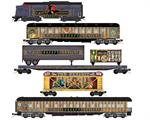 993 21 270 MicroTrains 2016 Halloween Set