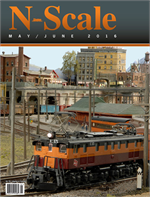 N Scale Magazine May June 2016