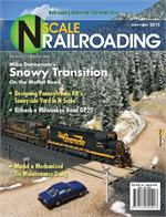 N Scale Railroading 11/2015 12/2015