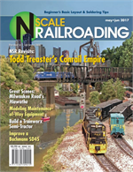 N Scale Railroading May June 2017