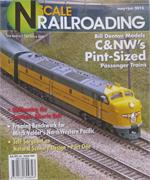 N Scale Railroading May June 2015