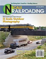 Jul Aug 2016 N Scale Railroading
