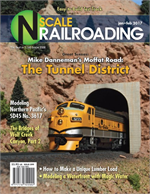 N Scale Railroading January February 2017