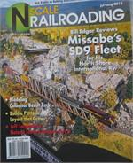 N Scale Railroading July Edition