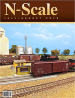 N Scale Magazine July August 2016
