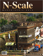 N Scale March April 2015