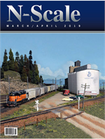 N Scale Magazine March April 2019