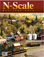 N Scale Magazine May June 2019