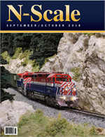 N Scale Magazine September October 2018