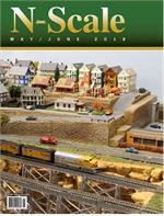 N Scale Magazine May/June 2018