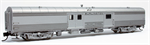 73 foot N Scale Baggage Car