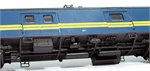 Rapido N Scale Baggage Car  underside