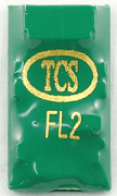 1002 FL2 hardwire lighting 2 FUNCTION ONLY decoder N Scale and larger TCS