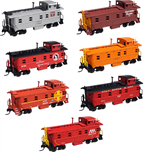 N Scale Cupola Caboose