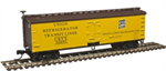 50003886 40' Wood Reefer - URTX / Soo Line 50073 (N Scale)
