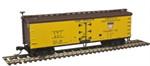 50003887 40' Wood Reefer - American Refridgerator Line 244 (N Scale)