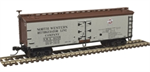 50003889 40' Wood Reefer - North Western Refrigerator Line (N Scale)