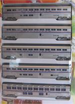 ConCor N Scale Sperliners Phase 4