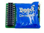 DH166MT HO Scale Mobile Decoder with 21MTC interface